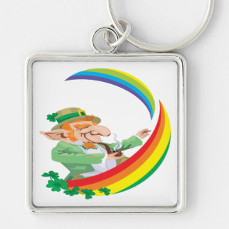Under The Rainbow Keychain
