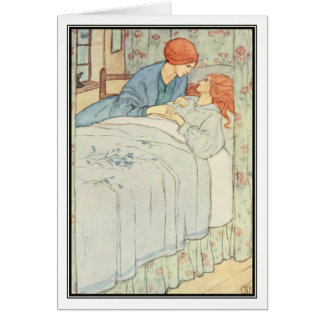 Under the Rose by Florence Harrison Card