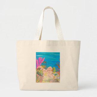 Under the Sea 1 Jumbo Tote Bag