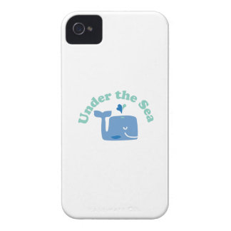 Under the Sea iPhone 4 Covers