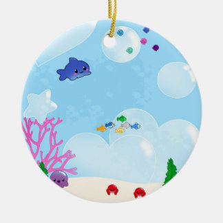 Under the Sea Christmas Ornament