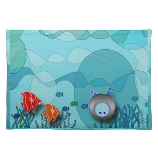 Under the Sea Place Mat