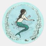 Under the Sea Mermaid Sticker