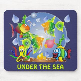 UNDER THE SEA MOUSEPAD
