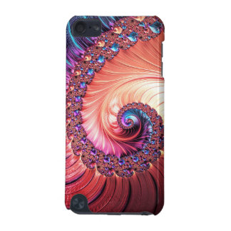 Under the Sea Spiral iPod Touch (5th Generation) Case