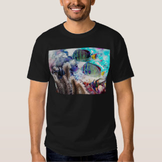Under the Sea. T-shirts