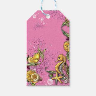Under the Sea Thank You Gift Tags