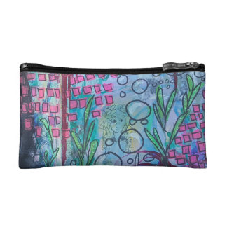 Under the Sea Under Small Cosmetic Bag