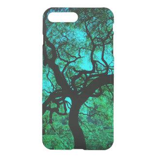 Under The Tree in Turquoise iPhone 8 Plus/7 Plus Case