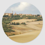 Under the Tuscan Sun Classic Round Sticker
