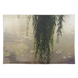 under the willow tree.jpg cloth placemat
