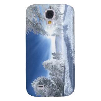 Under the Winter Sun Samsung Galaxy S4 Case