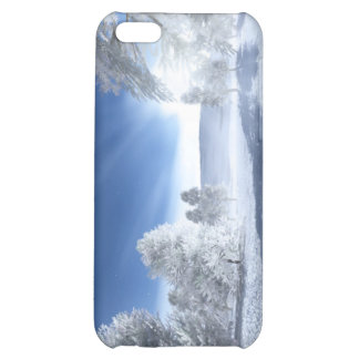 Under the Winter Sun iPhone 5C Cover