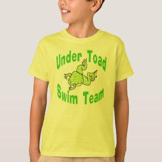 Under Toad Swim Team T-Shirt