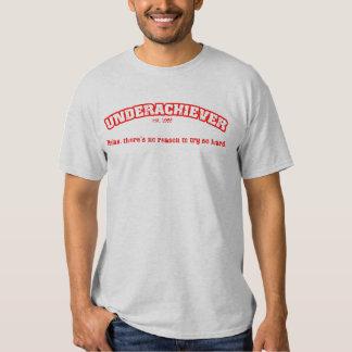 Underachiever College T-Shirt