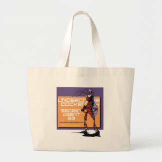 Undercover Cockroach Large Tote Bag
