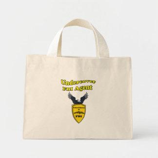 Undercover FBI Agent Bag