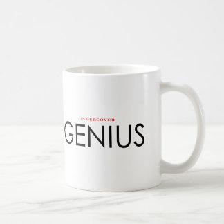 Undercover Genius Coffee Mug