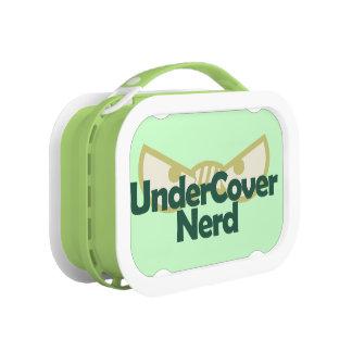 UnderCover Nerd Lunchbox