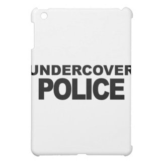 Undercover Police Case For The iPad Mini