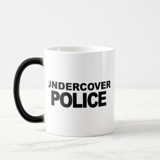 Undercover Police Magic Mug
