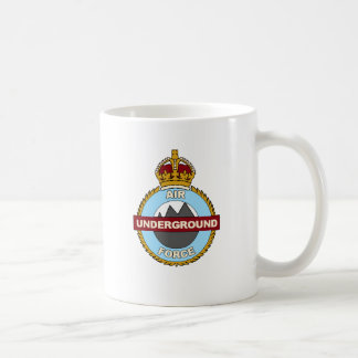 Underground Air Force Coffee Mug