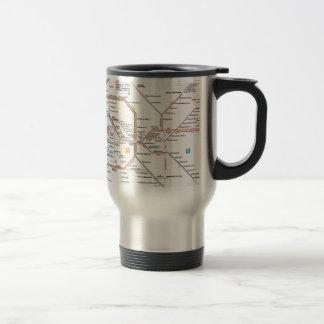 Underground Berlin Travel Mug