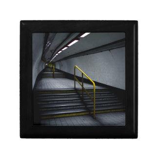 Underground Subway at Bank Gift Box