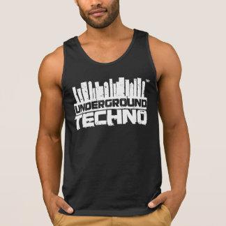 Underground Techno - Mens Tank Top