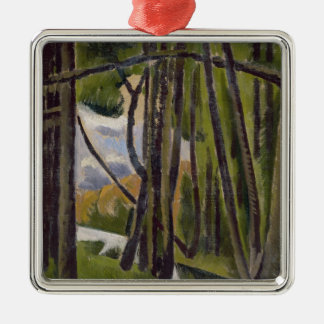 Undergrowth, 1910 christmas ornament