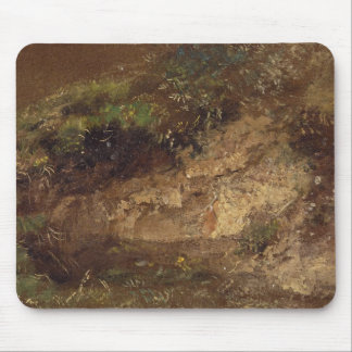Undergrowth, c.1821 (oil on paper on board) mouse mat