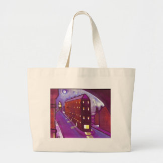 UNDERNEATH THE ARCHES JUMBO TOTE BAG