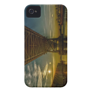 Underneath the Benny Franky Case-Mate iPhone 4 Case