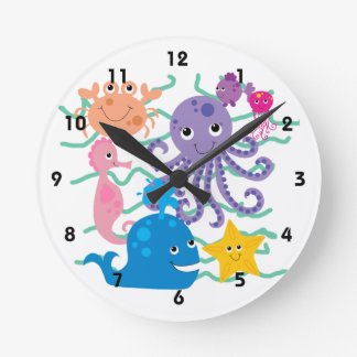 Undersea Adventure Clock