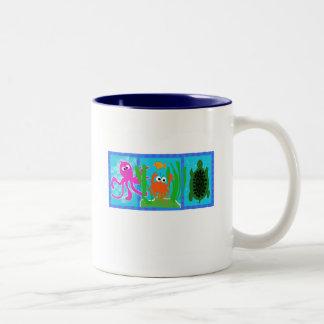 Undersea Adventure T-shirts and Gifts Mug