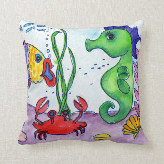 Undersea Pillow