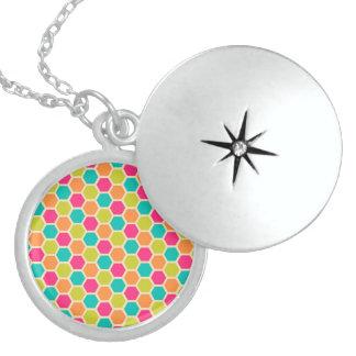 Understanding Lucky Attractive Believe Round Locket Necklace