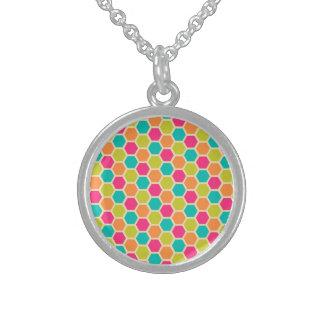 Understanding Lucky Attractive Believe Round Pendant Necklace