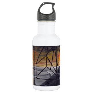 Understanding time - Custom Print! 532 Ml Water Bottle