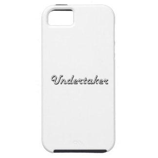 Undertaker Classic Job Design iPhone 5 Case