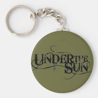UnderTheSun - Keychain