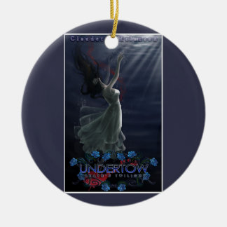 Undertow Cover Christmas Ornament