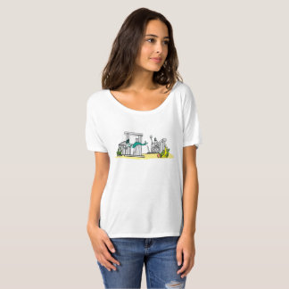 Underwater Ancient Ruins T-Shirt