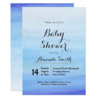Underwater invitations announcements zazzle uk underwater baby shower invitation filmwisefo