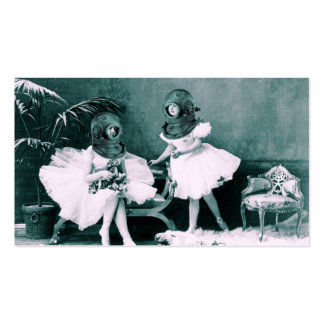 Underwater Ballet Pack Of Standard Business Cards