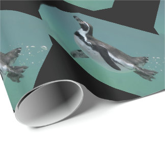 Underwater Ballet Wrapping Paper