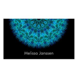 Underwater Beauty -Mandala- Pack Of Standard Business Cards