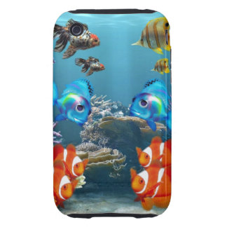 Underwater Tough iPhone 3 Covers