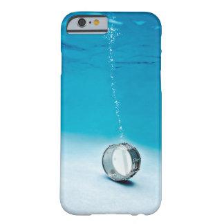 Underwater Drum in Blue Water iPhone 6/6s Case