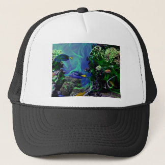 Underwater Fantasy World of fish Trucker Hat